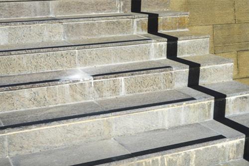 zakład kamieniarski Rzeszów - schody granitowe