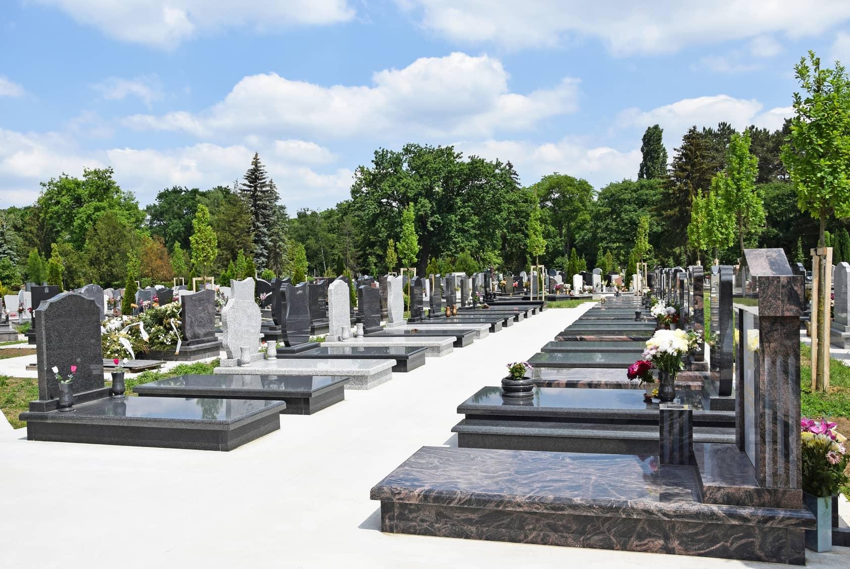 Nagrobki i pomniki Rzeszów