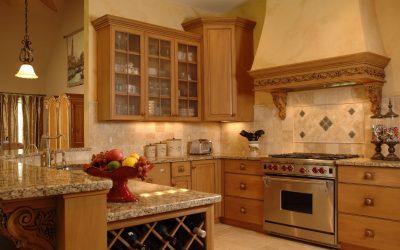 Blaty kuchenne twarde jak skała – potęga granitu w kuchni