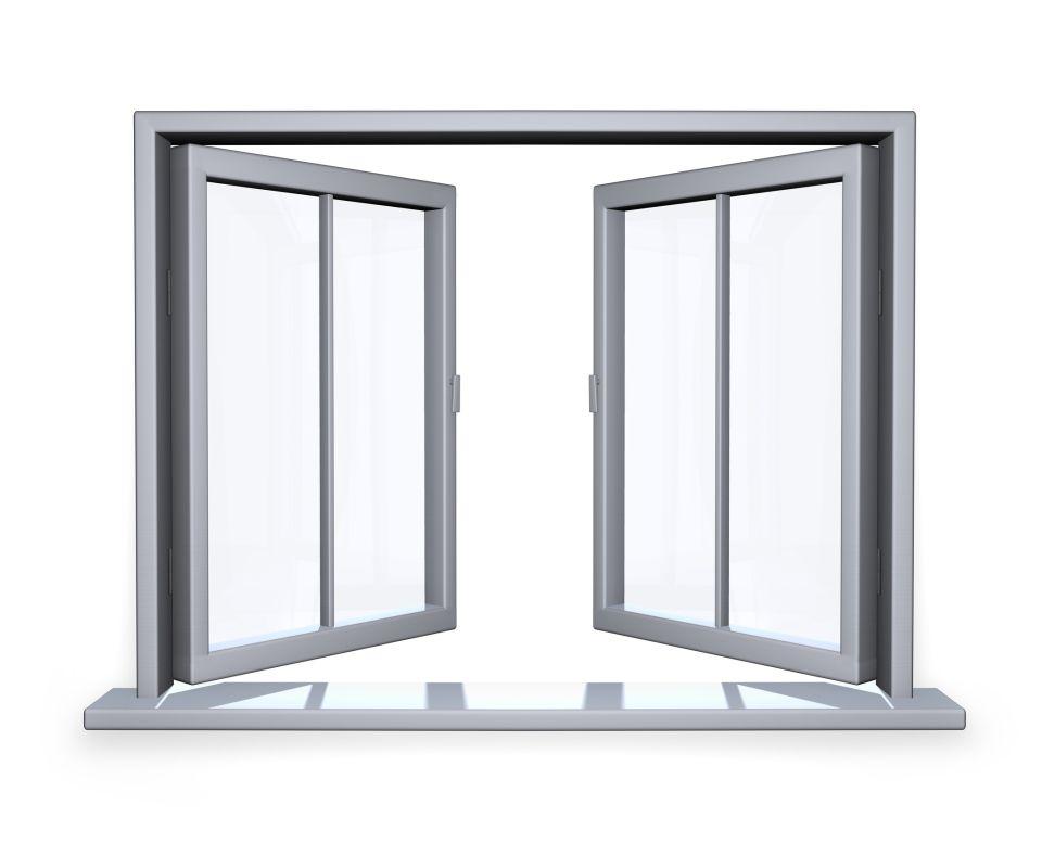 Parapety wewnętrzne przy otwartym oknie Rzeszów