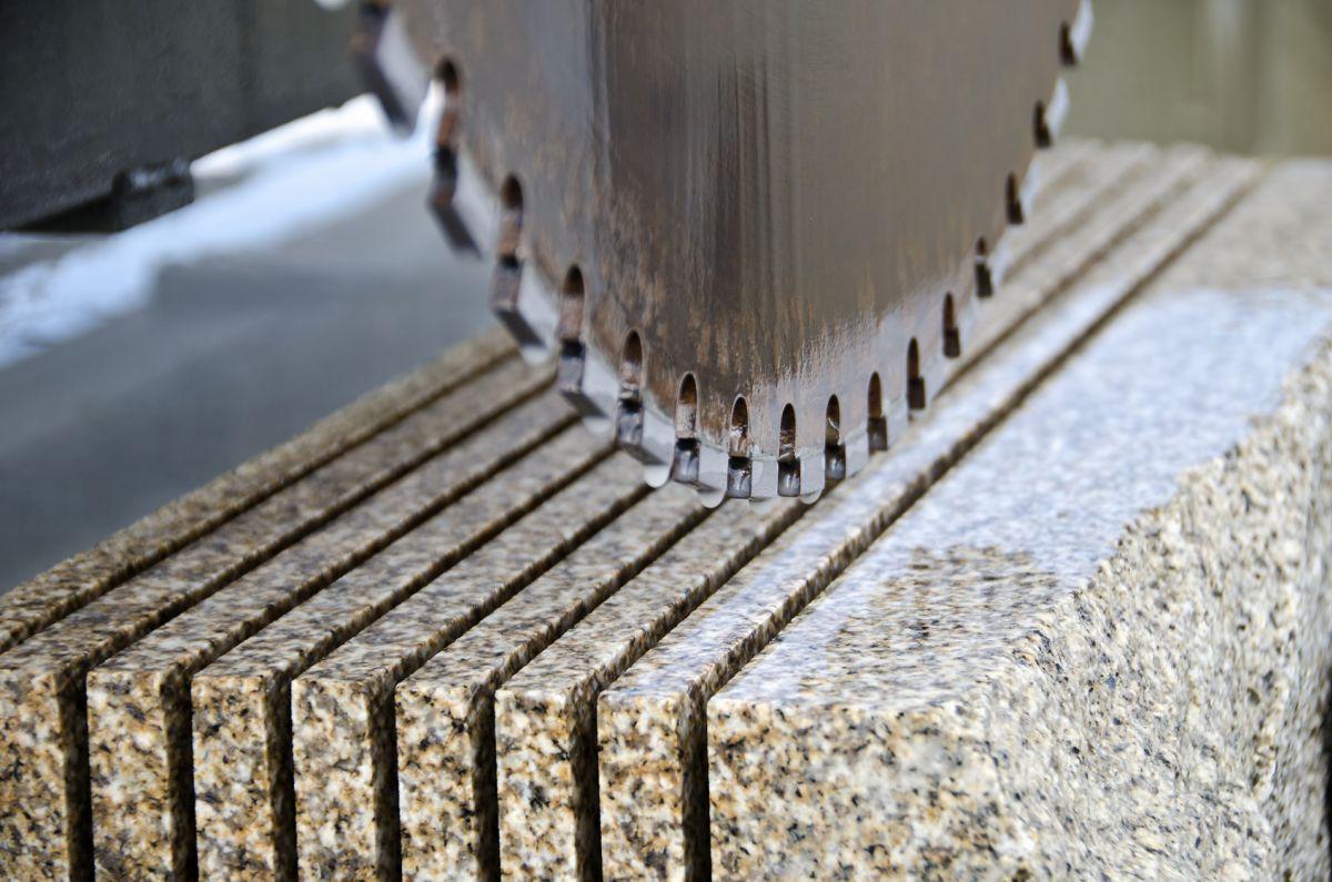 Zakład kamieniarski - sprzęt do cięcia granitu Rzeszów
